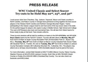 WNC United Flyer